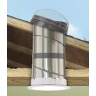 TGR 010 - VELUX Rigid Low Profile SUN TUNNEL - 10 inch